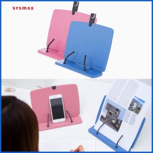 [Sysmax Korea]◆Sale Event◆Portable Adjustable Clip Book Stand / Reading Holder Bookstand Desk Bible