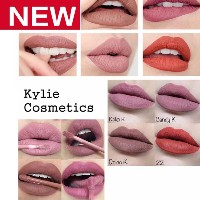 8pcs/lot Kylie Lip Gloss Lipstick Kylie Jenner Lip Kit Lipgloss Liquid Lipstick Matte Lip Gloss