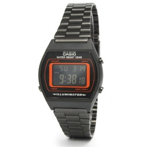 CASIO カシオ MODEL NO.b640wb-4bef (b-640wb-4bef) B640WB-4BEF Mens Black Digital Watch デジタルウォッチ 腕時計...