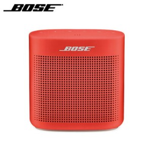 Bose ワイヤレス スピーカー SoundLink Color Bluetooth speaker II 防滴 SoundLinkColorII-RED コーラルレッド【送料無料】...