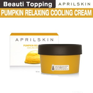 [Beauti topping][April skin]pumpkin relaxing cooling cream