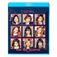 【Blu-ray】☆★TWICE 2017 BEST COLLECTION★Signal Knock Knock TT Cheer Up【トゥワイス ブルーレイ KPOP】【メール便は2枚まで】