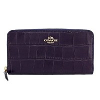 COACH OUTLET コーチ アウトレット 長財布 F54757 IMMID クロックエンボス coo5