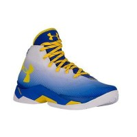 Under Armour Curry 2.5メンズ White/Team Royal/Taxi アンダーアーマー バッシュ ステフィンカリー