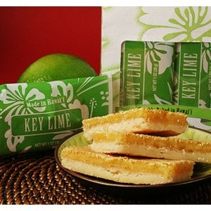 【Cookie Corner】Tropical Fruit Bar - Key Lime Large Box(27pc)