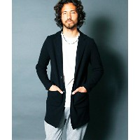 【Magine(マージン)】1722-50-CALM KNIT CUT CHESTERFIELD COAT コート