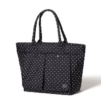 (ヘッド・ポーター) HEAD PORTER | STELLAR | TOTE BAG (MS) BLACK