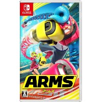 【Switch】ARMS(アームズ) あす楽対応