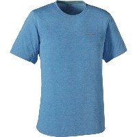 パタゴニア Patagonia メンズ トップス 半袖シャツ【Nine Trails Short - Sleeve Shirts】Andes Blue/Andes Blue