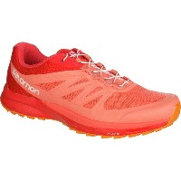 サロモン Salomon レディース ランニング シューズ・靴【Sense Pro 2 Running Shoe】Living Coral/Poppy Red/Bright Marigold