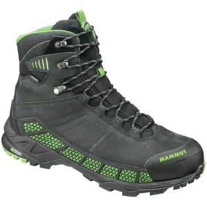 マムート Mammut メンズ ハイキング シューズ・靴【Comfort Guide High GTX Surround Hiking Boots】Black/Sherwood