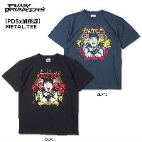 PUNK DRUNKERS(パンクドランカーズ)/PDSx加藤諒/METAL.TEE