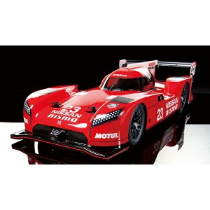 タミヤ NISSAN GT-R LM NISMO Launch version(F103GT シャーシ) #58617