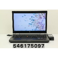 hp EliteBook 8460w Core i7 2630QM 2GHz/4GB/250GB/Multi/14W/WXGA++(1600x900)/Win7/FirePro M3900【中古】...