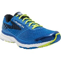 ブルックス メンズ ランニング シューズ・靴【Brooks Launch 3 Shoe】Electric Brooks Blue / Lime Punch / Black