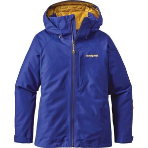 パタゴニア レディース アウター ジャケット【Patagonia Insulated Powder Bowl Jacket】Harvest Moon Blue