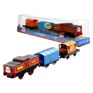 【Fisher Price Year 2012 Thomas and Friends DVD Series Go Go Thomas! Trackmaster Motorized Railway...