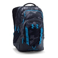 Under Armour(アンダーアーマー) Unisex Storm Recruit Backpack バックパック , Black (003), One Size [並行輸入品]