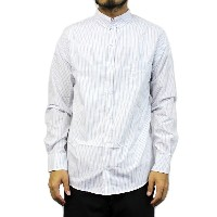 PORT LBC (ポート) 長袖 ボタンダウンシャツ / CUP QUINCEY LONG SLEEVE - STRIPE / MADE IN THE USA【t1】