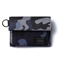 (ヘッド・ポーター) HEADPORTER JUNGLE WALLET (M) DARK NAVY