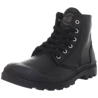 [パラディウム] Palladium Pampa Hi Leather 02355 001 (Black/25.5)