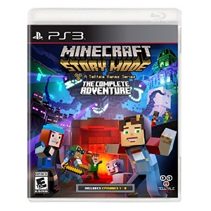 Minecraft Story Mode Complete Adventure (輸入版:北米) - PS3