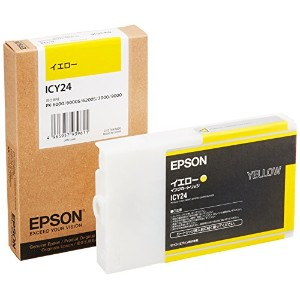 EPSON ICY24 インクカートリッジ イエロー