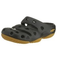[キーン] KEEN WOMEN YOGUI 1003509 BLACK (BLACK/7)
