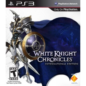 White Knight Chronicles (輸入版:北米)