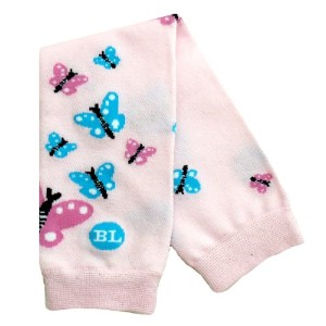 BabyLegs BabyNoBugs Social Butterfly BL12-672 レッグウォーマー 綿・ナイロン・ポリウレタン
