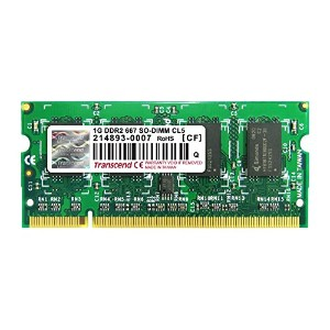 Transcend 1GB NEC DDR2-667 SO-DIMM TS1GNE667S