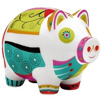【正規輸入品】 リッツェンホフ 貯金箱 MINI PIGGY BANK COLLECTION Christiane Beauregard 81901034