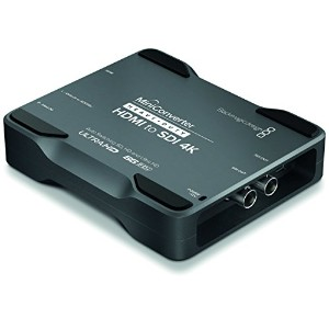 Blackmagic Design コンバーター Mini Converter Heavy Duty HDMI to SDI 4K 002904