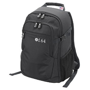 f.64 BACKPACK RKS 10L ブラック F64RKS-BK