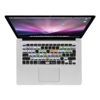 KB Covers MacOS X QWERTY キーボードカバー MacBook Air/Pro用 17762