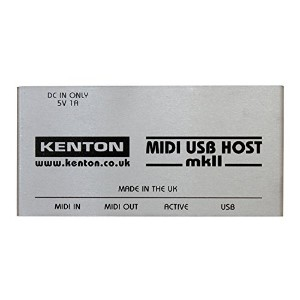 Kenton Electronics USB to MIDI コンバーター MIDI-USB Host Mk2