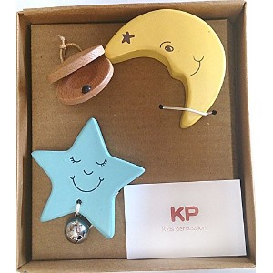 Kids Percussion キッズパーカッション クレッセントセット KP198/CRS