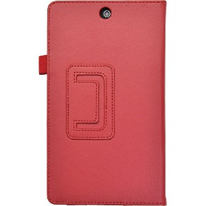 PLATA Xperia Z3 Tablet Compact SGP612JP / SGP611JP ケース カバー レザー コンパクト 【 レッド 赤 red 】 TC-SNZ3C-70RD