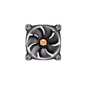 Thermaltake Riing 14 - White LED LEDファンRiingシリーズ FN915 CL-F039-PL14WT-A