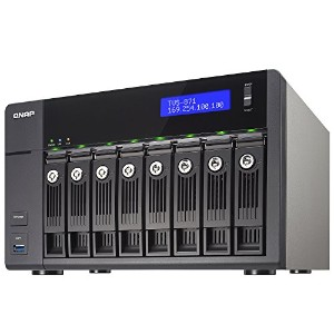 QNAP(キューナップ) Systems Inc. TurboNAS TVS-871 単体モデル TVS-871
