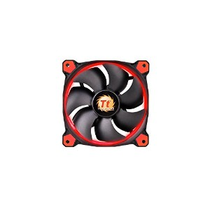 Thermaltake Riing 12 - RED LED LEDファンRiingシリーズ FN910 CL-F038-PL12RE-A