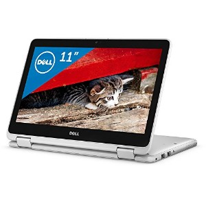 Dell 2in1ノートパソコン Inspiron 11 Celeron Officeモデル ホワイト 17Q31HBW/Windows10/Office H&B/11.6インチ/4GB/32GB