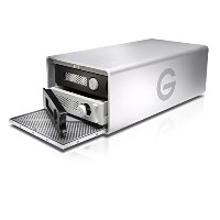 G-Technology (HGST) G-RAID Removable 8TB USB3.0&FireWire 800 対応 外付けハードディスク 【3年保証】 0G03247AZ
