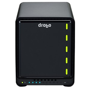 【日本正規代理店品】Drobo 5Dt(Turbo Edition) USB3.0&Thunderbolt 2対応外付けHDDケース(3.5インチ×5bay) PDR-5DT