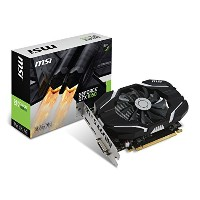 MSI GeForce GTX 1050 GPU搭載 グラフィックスカード OC版 GeForce GTX 1050 2G OC