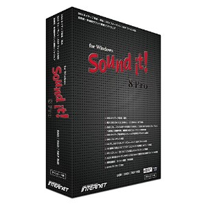 Sound it! 8 Pro for Windows