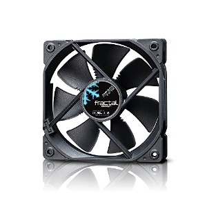 Fractal Design Dynamic X2 GP-12 Black PCケースファン FN1061 FD-FAN-DYN-X2-GP12-BK