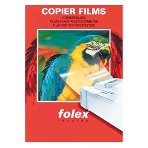 folex OHPフィルム A3 PPC用 X3A3P クリア 10枚入