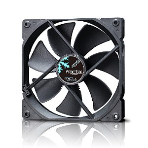 Fractal Design Dynamic X2 GP-14 Black PCケースファン FN1063 FD-FAN-DYN-X2-GP14-BK