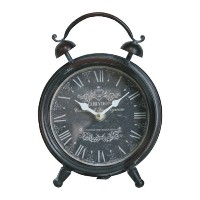 アンドグラッド European Antique Table Clock 16cm #20226